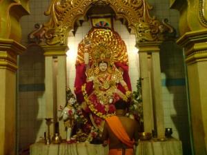 Biswamohini Besha of Jay Durga