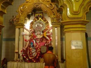Jay Durga Temple - Chauliaganja - Mahisha Mardini Vesha