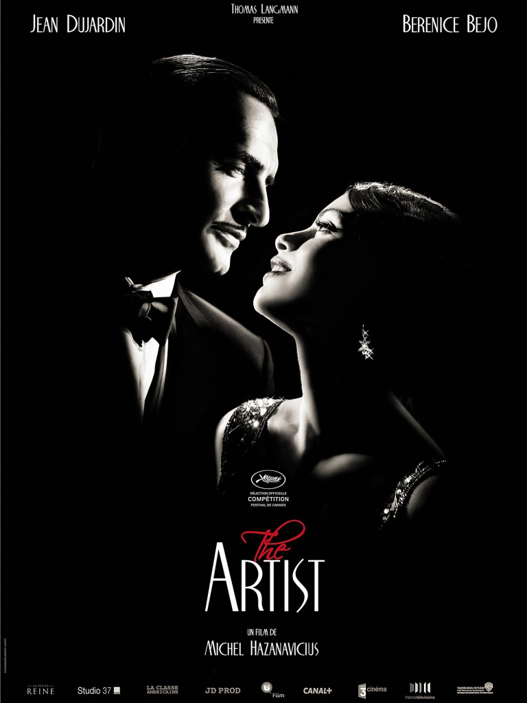 Movie poster of The Artist